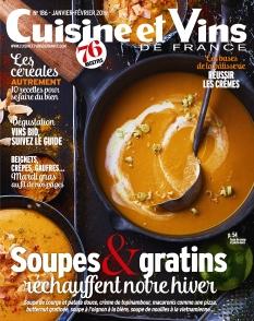 Jaquette Cuisine et Vins de France