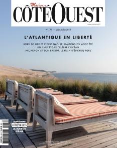 Jaquette Maisons Côté Ouest