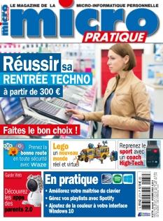 Jaquette Micro Pratique