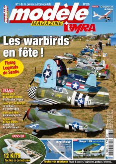 Couverture de Modèle magazine