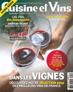 Cuisine et Vins de France Hors-Série
