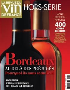 Couverture de La Revue du Vin de France Hors-Série
