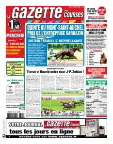 La Gazette des Courses