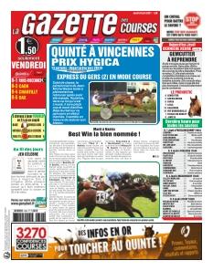 La Gazette des Courses |