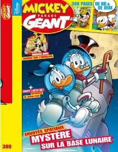 Mickey Parade Géant |