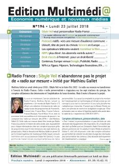 Jaquette Édition Multimédia