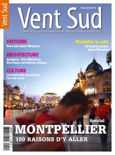 Jaquette Vent Sud Hors-Série