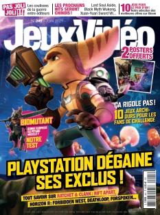 Jeux Vidéo Magazine |