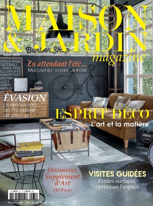 Awesome Jardin Design Magazine Gallery - House Interior ...