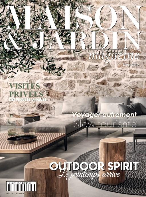 Maison & Jardin Magazine
